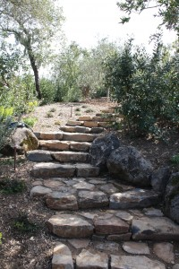 Native stairs